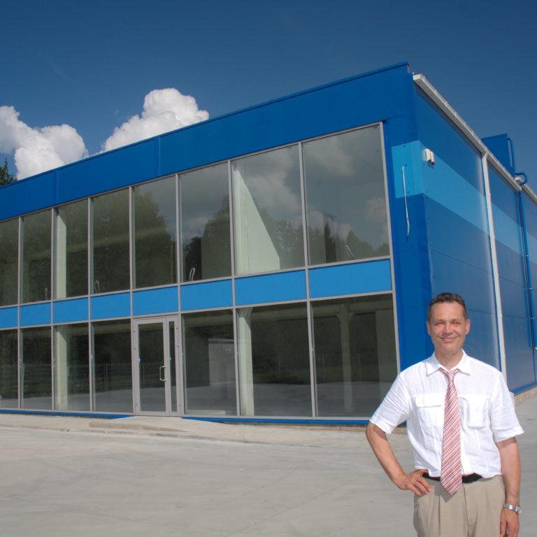 Профессиональное оборудование для промышленной прачечной. Foritas, индустриальная прачечная, Каунас, Литва.
