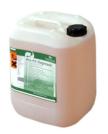 Жидкое моющее средство для удаления жирных пятен Pro-fit Degrease