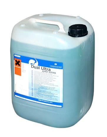 Жидкое моющее средство Dual Ultra
