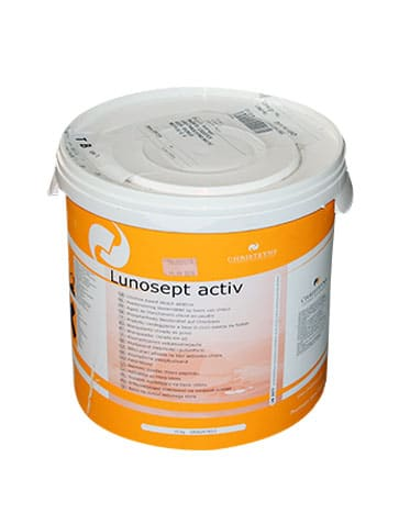 Отбеливающее средство Lunosept Activ
