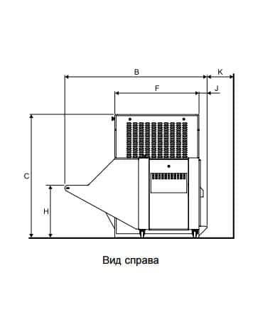 Схема гладильного каландра