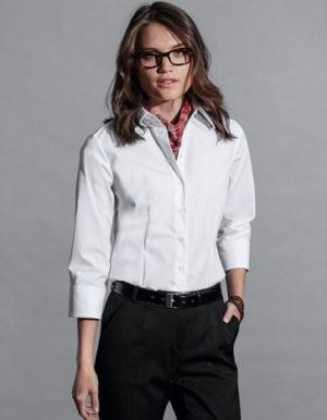 Блузка-женская-рукав-3-4-Regular-Fit-ST6517-Greiff-363x467-1