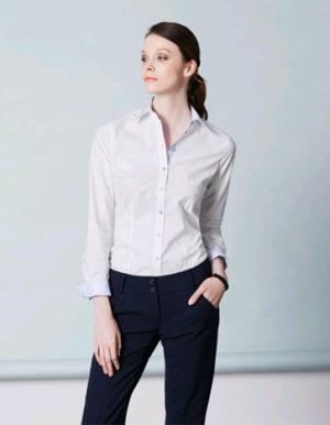 Блузка-женская-с-отделкой-Slim-Fit-ST65121-Greiff-363x467-1