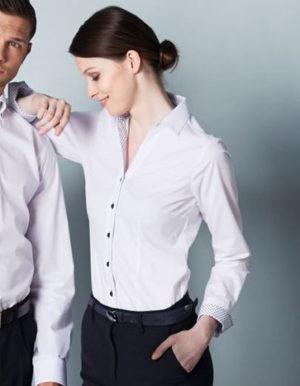 Блузка-женская-с-отделкой-V-вырез-Regular-Fit-ST65041-Greiff-363x467-1