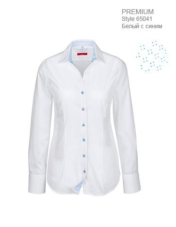 Блузка-женская-с-отделкой-V-вырез-Regular-Fit-ST65041-Greiff-65041.1220.229-363x467-1