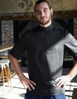 Мужская-рубашка-поварская-короткий-рукав-Slim-Fit-ST5574-Greiff-363x467-1