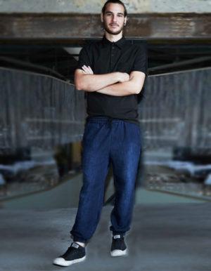 Мужские-свободные-поварские-брюки-на-резинке-Regular-Fit-ST5322-Greiff-363x467-1