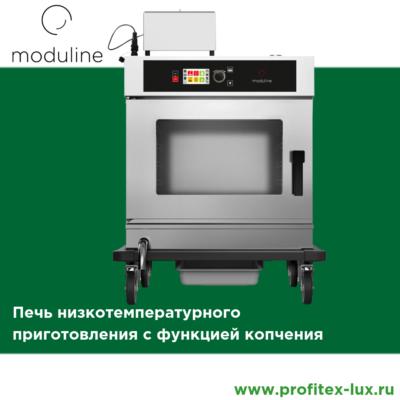 Moduline Печь низкотемпературного приготовления с функцией копчения