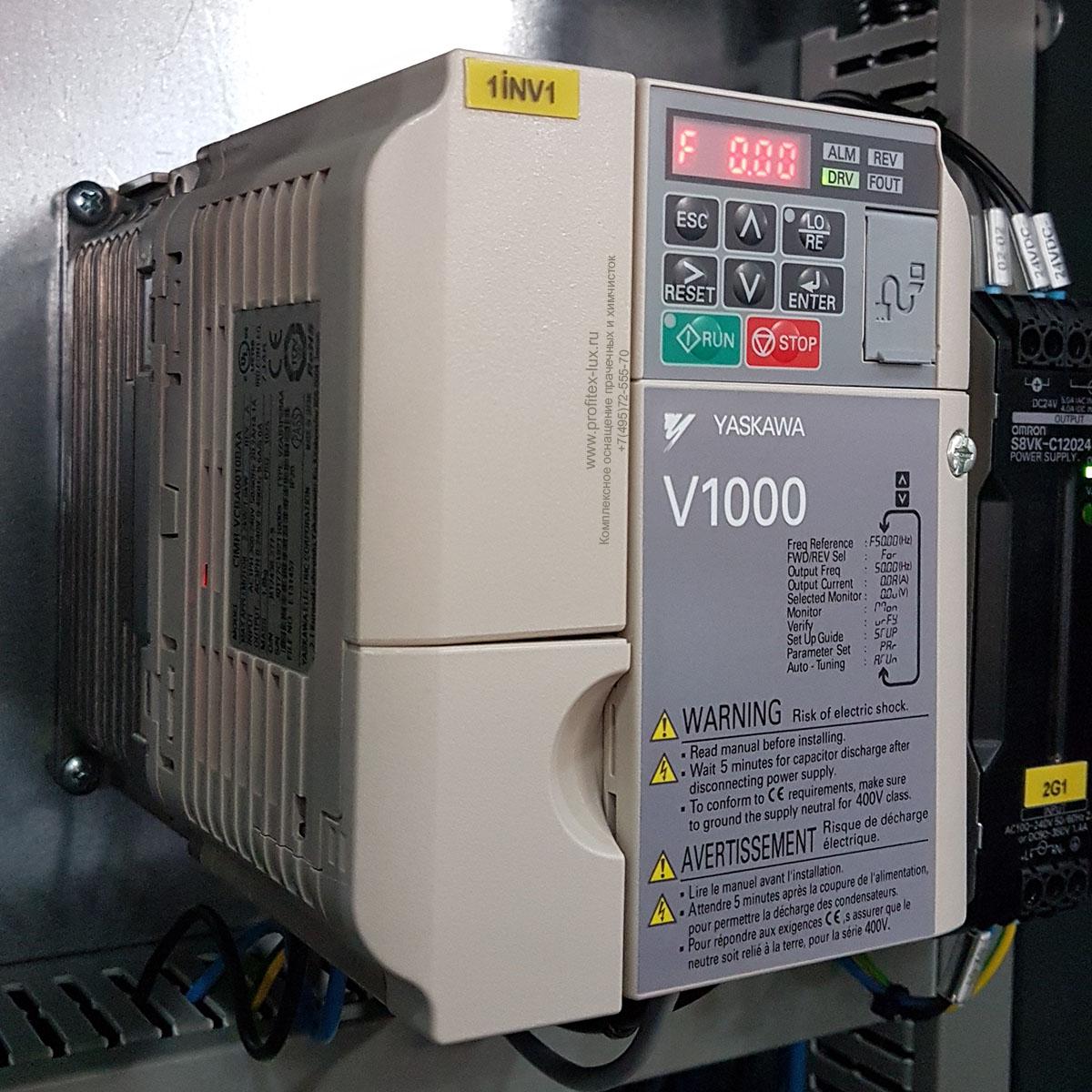 Инвертер произведен в Японии для оборудования Tolon