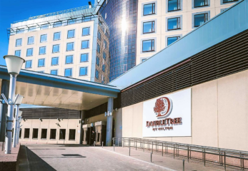 Отель Double Tree By Hilton Tyumen