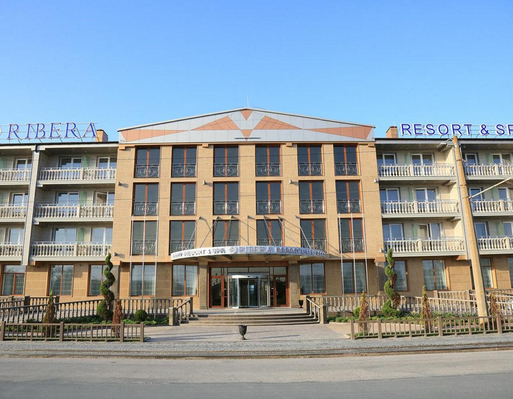 Отель «Ribera Resort&Spa» Евпатория