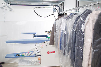 оборудование для химчистки одежды
