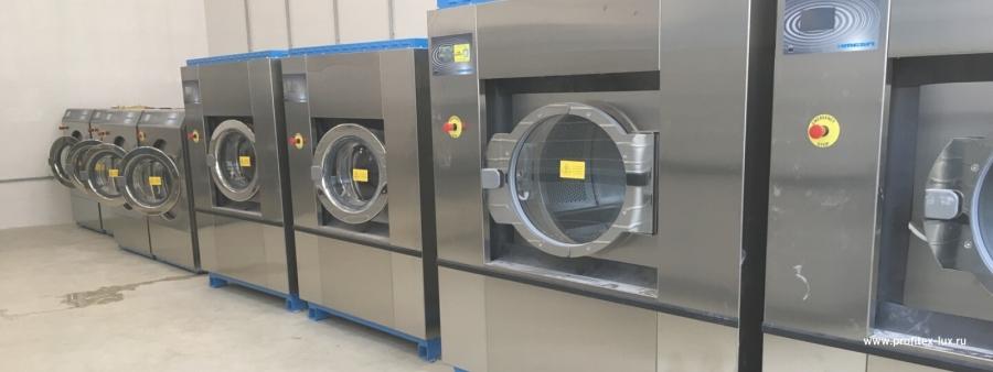 Промышленные стиральные машины для прачечных загрузка 20 кг