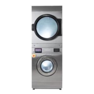 Тандем (стиральная и сушильная машина, в колонну)