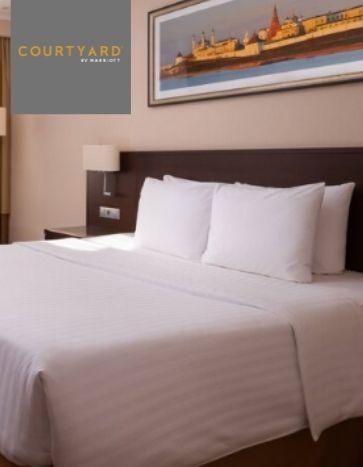 Постельные принадлежности HANSE для отелей Courtyard by Marriott
