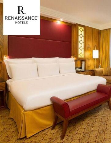 Постельные принадлежности HANSE для отелей Renaissance