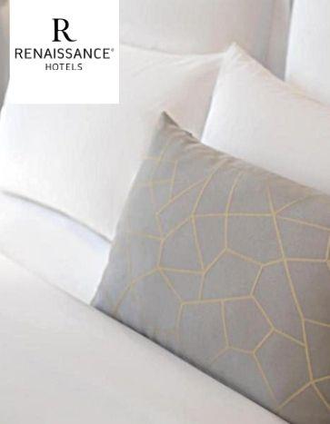Готовое постельное белье для отелей Renaissanse