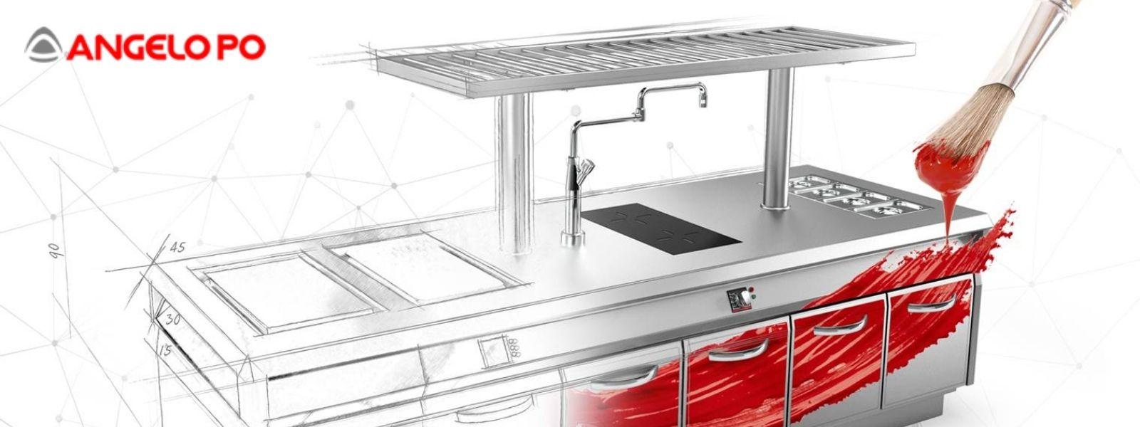 Angelo Po оборудование для кухни