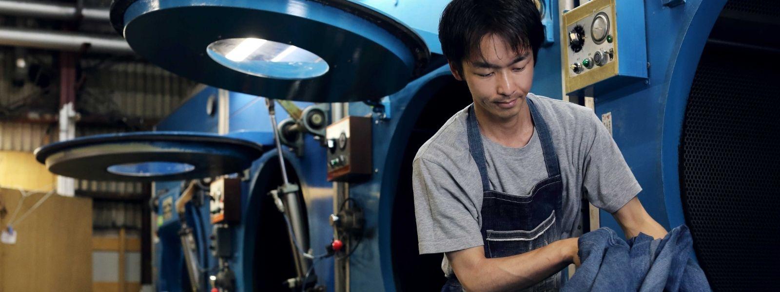 Стиральные машины для промышленной стирки