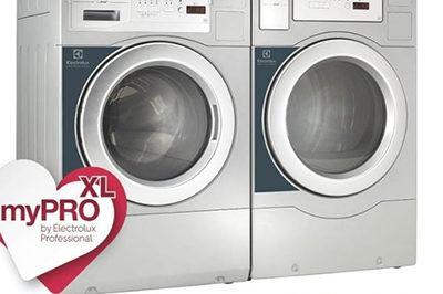 Electrolux myPRO XL - стиральные и сушильные машины повышенной загрузки