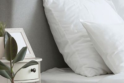 Защита постельных принадлежностей в отеле