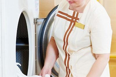 Как выбрать промышленную стиральную машину