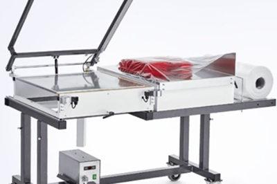 Упаковочное оборудование для прямого белья в прачечной