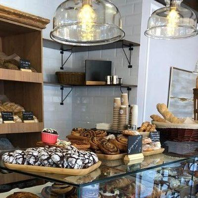 Открыть пекарню с нуля. Кафе-пекарня и производственный цех Victor&Compagnie, г. Севастополь.