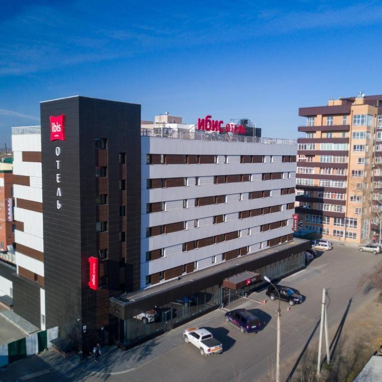 Профессиональный текстиль для отеля и гостиницы от PROFITEX. Сетевой отель Ibis Иркутск