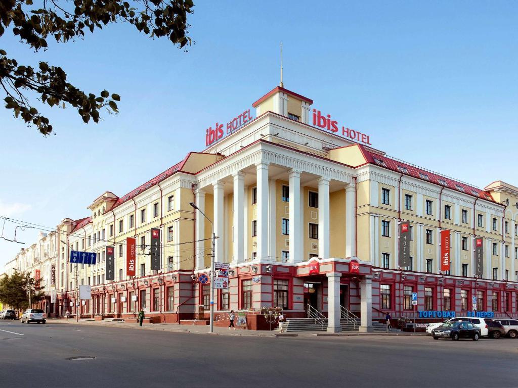 Профессиональный текстиль для отеля и гостиницы от PROFITEX. Сетевой отель Ibis Омск