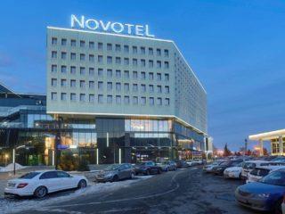 Профессиональный текстиль для отеля и гостиницы от PROFITEX. Сетевой отель Novotel Красноярск
